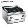 Gama de cocción eléctrica de la calefacción del acero inoxidable de la serie FURNOTEL X Cocina de la placa del arroz caliente 4