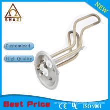 Elemento de calefacción de acero inoxidable para calentador de agua