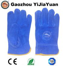 Ab Grade Cow Split Leather Guantes de trabajo Industral de conducción