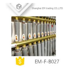 EM-F-B027 Brass pex manifold for Russia