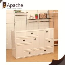 9 years no complaint factory directly men clothing garment shop display furniture