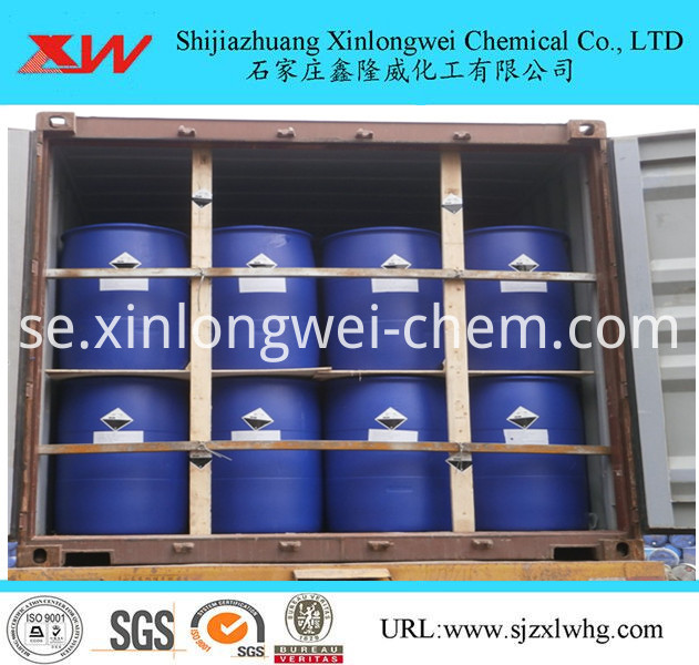 Hydrochloric acid-200L drum