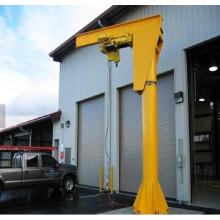 Goods high definition for Pillar Mounted Floor Crane 1tPillar Slewing Jib Crane export to Uzbekistan Supplier
