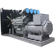 9-2250 kVA Generator Set with CE with Perkin Engine