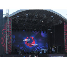 Multi-hoek splitsen Stage LED-display