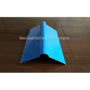 Mesin Roll Forming Roof Tile Ridge