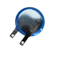 Célula de botón de litio de la serie CR, batería de botón de botón cr 2032
