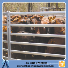 Customized High Quality and Strength Square/Round/Oval Tubes Style Cattle Fence