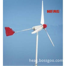 Small and medium wind turbine