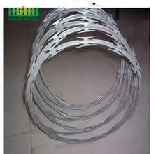 Easily Assembled Double Twist Zazor Barbed Wire