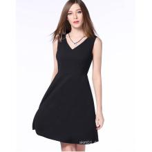 2016 hohe Qualität Sommer neue Mode langes Kleid für Frauen