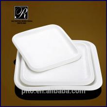 PT-1421 фарфоровая квадратная пластина
