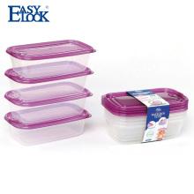 оптовая фабрика шаньтоу воздухонепроницаемая пластичная коробка упаковки еды обед