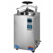 Cheap medical 75 liter vertical steam sterilizer