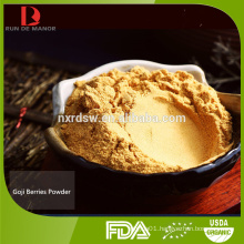 freeze-dried powder Hot Sale Top quality organic Wolfberry Extract /goji powder / wolfberry powder