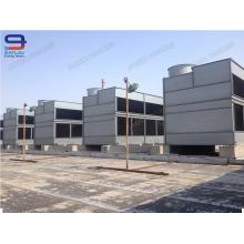 125 Ton Closed Circuit Cross Flow GHM-125 Superdyma Wasserkühlung Turm Hersteller