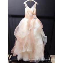 Meilleure vente robe de mariée colorée, robe de mariée, robe de mariée, robe de mariée