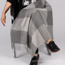 barato Manta de lana 100% para rodillas