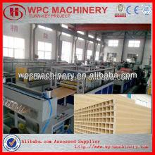 Panneau de porte creux Ligne de production WPC