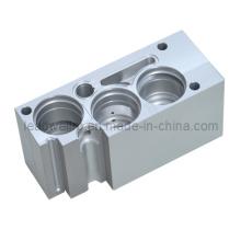 Piezas de CNC de pequeña orden / Piezas de torneado de precisión / Prototipo de aluminio rápido (LW-02317)