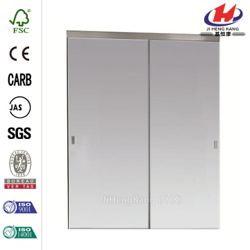 Mirror Solid Core PlyCor Interior Closet Sliding Door