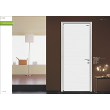 White Furnier Fire Rated Prime Door
