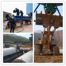 Centrífuga Hongji New Decanter para el control del lodo de perforación en Hot Sales 2017