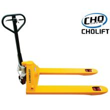 China for Pallet Lift Truck 2.5T Pallet Truck with brake supply to Uganda Suppliers