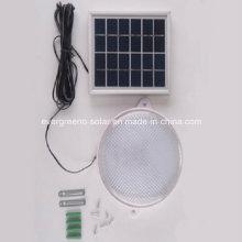 Solar Powered Jardín LED Iluminación de techo Al aire libre Solar Street Light