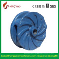 Horizontal Abrasion Resistant Slurry Pump Part Impeller-A05