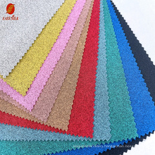 Wholesale cheap top sale women fashion  textile moss crepe jersey knitted polyester fabric for clothing