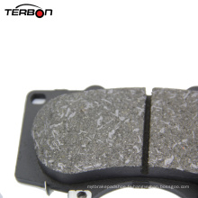 Low Metal Material Brake Pad for Japanese Car Toyota
