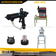 Electrostatic Fluid Coating Machine Electrostatic Painting System