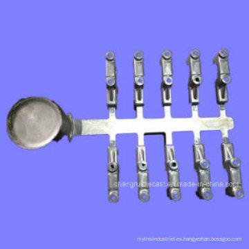 Personalizada de aleación de aluminio de precisión Die Casting para Clamper