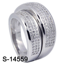 2016 New Design 925 Silver Fashion Jewelry Rings Sets (S-14559)