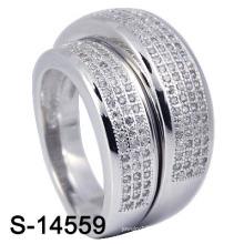 2016 Новый дизайн 925 Серебряный Мода Ювелирные изделия Кольца наборы (S-14559)