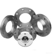 BS4504 carbon steel slip on flange