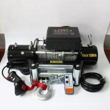 CE aprobado 13000LB SUV / Jeep / Camión 4WD Winch / Winch eléctrico / Winch Auto / Camión eléctrico Winch