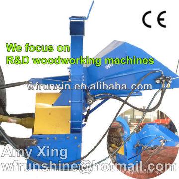 RUNSHINE hydraulic wood chipper