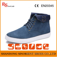 Flat Sole Casual Safety Shoes RS704