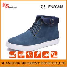 Плоской подошве Повседневная обувь безопасности RS704