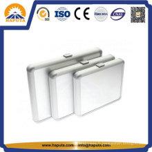 Simple en aluminium antichoc Flight-Case pour le stockage (HEC-OXXX)