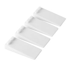 Topes de puerta de goma de diseño antideslizante apilables inteligentes