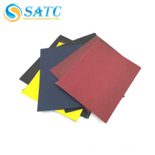 SATC--Aluminum Oxide Abrasive paper manufacturer high reputation with high quality and good price