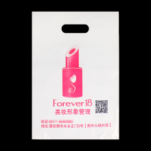 Wholesale Plastic Die Cut Bag for Retail