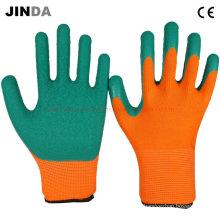Gants de protection protectrice du travail en latex (LS212)