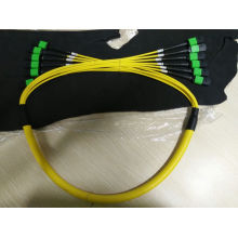 MPO Singlemode Fiber Optic Patch Cord