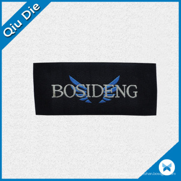 Garment Accessory Weaving Label with Laser Cuttting