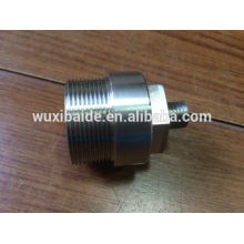 Custom CNC-Drehmaschine Produkte / CNC-Drehmaschine Service in China, gute Qualität Edelstahl CNC-Bearbeitung Teile, cnc Turninig Teile