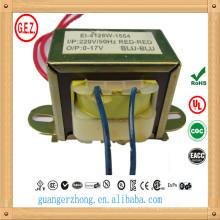 Zertifizierung AC DC-Transformator